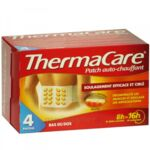 THERMACARE, pack 4 à Malakoff