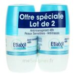 ETIAXIL DEO 48H ROLL-ON LOT 2 à Malakoff