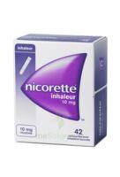 NICORETTE INHALEUR 10 mg, cartouche pour inhalation buccale à Malakoff