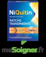 NIQUITIN 14 mg/24 heures, dispositif transdermique à Malakoff