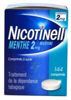 NICOTINELL MENTHE 2 mg, comprimé à sucer à Malakoff