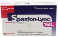SPASFON LYOC 160 mg, lyophilisat oral à Malakoff