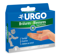 URGO BRULURES-BLESSURES x 6 à Malakoff