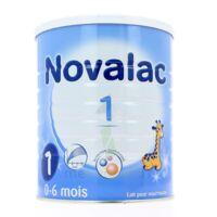 NOVALAC LAIT 1 , 0-6 mois BOITE 800G à Malakoff