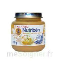 NUTRIBEN MON 1ER POTITO FRUITS, pot 130 g à Malakoff