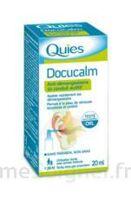 QUIES DOCUCALM ANTIDEMANGEAISONS DU CONDUIT AUDITIF, spray 20 ml à Malakoff