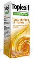 TOPLEXIL 0,33 mg/ml sans sucre solution buvable 150ml à Malakoff