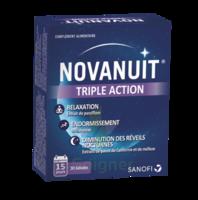 NOVANUIT Triple action Gélules B/30 à Malakoff