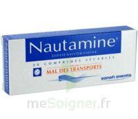 NAUTAMINE, comprimé sécable à Malakoff