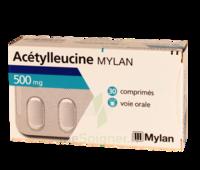 ACETYLLEUCINE MYLAN 500 mg, comprimé à Malakoff