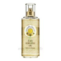 ROGER GALLET Bois d'Orange Eau Sublime Or à Malakoff