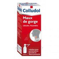 COLLUDOL, solution pour pulvérisation buccale en flacon pressurisé à Malakoff