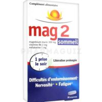 MAG2 SOMMEIL 30 CPR à Malakoff