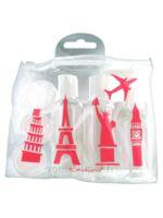 Kit flacons de voyage à Malakoff