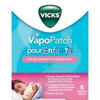 VICKS VAPOPATCH ENFANTS à Malakoff