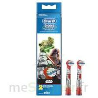 Oral-B Stages Power Star Wars 2 brossettes à Malakoff