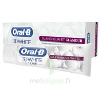 ORAL B dentifrice  D White blancheur et glamour à Malakoff
