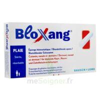 BLOXANG Eponge de gélatine stérile hémostatique B/5 à Malakoff