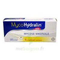 MYCOHYDRALIN 500 mg, comprimé vaginal à Malakoff