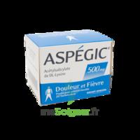 ASPEGIC 500 mg, poudre pour solution buvable en sachet-dose à Malakoff