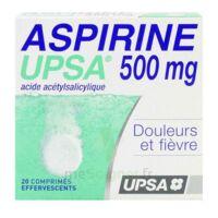 ASPIRINE UPSA 500 mg, comprimé effervescent à Malakoff