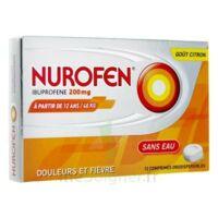 NUROFEN 200 mg, comprimé orodispersible à Malakoff