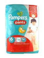 Pampers Baby Dry Pants T6 - 15+kg à Malakoff