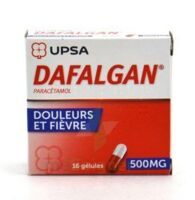 DAFALGAN 500 mg Gélules 2plq/8 (16) à Malakoff