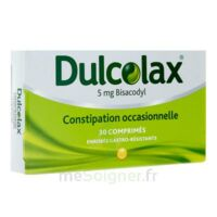 DULCOLAX 5 mg Comprimés enrobés gastro-résistants Plq/30 à Malakoff