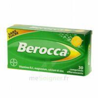 BEROCCA Comprimés effervescents sans sucre T/30 à Malakoff